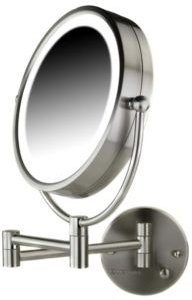 Lighted Wall Mount Mirror