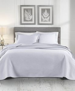 Sunset European Matalasse Coverlet Set Twin Bedding