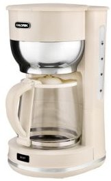 10 Cup Retro Coffee Maker