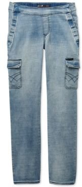 Adaptive Men's Seated Mosset Pocketed Jeans
