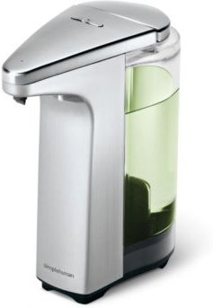 Compact Soap Dispenser with Soap Sample