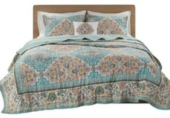 Deliah 3 Piece Twin/Twin Xl Coverlet Set Bedding