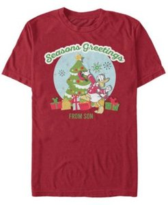 Greetings From Son Short Sleeve T-Shirt
