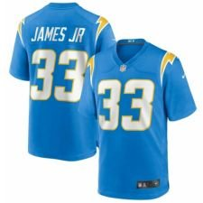 Los Angeles Chargers Men's Game Jersey Derwin James