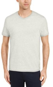Solid V-Neck T-Shirt, Created for Macy's