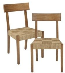 Closeout Harbor House Noah Dining Chair, Set of 2