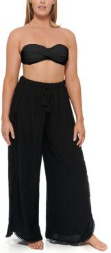 Royal Belize Pant Cover-Up Women's Swimsuit