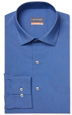 Stain Shield Regular Fit Stretch Dress Shirt