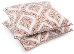 "Chauncey 2-Pk. 20"" Square Decorative Pillows"