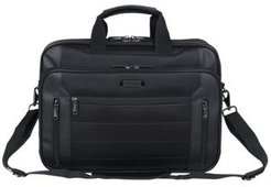 """An Easy Decision"""" Double Gusset Checkpoint Friendly Laptop Brief"""""""