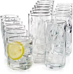 Rumba 18-Pc. Glassware Set