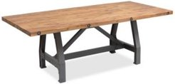 """Macey 84"""" Dining Table"""
