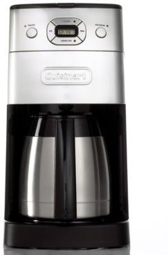 Dgb-650BC 10-Cup Grind & Brew Thermal Programmable Coffee Maker