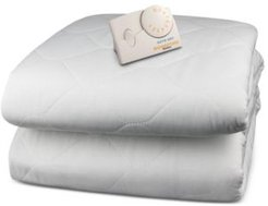 Quilted Electric Full Mattress Pad