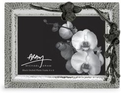 """Black Orchid 4"""" x 6"""" Picture Frame"""