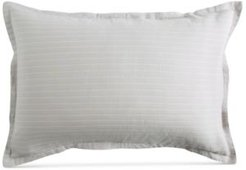 Pure Comfy Cotton Stripe King Sham Bedding
