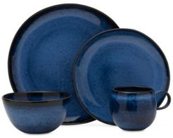 Shea Blue 4-Pc. Place Setting