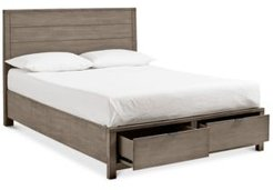 Tribeca Storage King Platform Bed, Created for Macy's