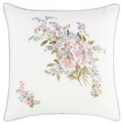 Harper Green Square Pillow Bedding