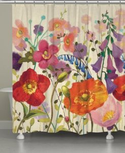 Blossoming Shower Curtain Bedding