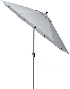 Outdoor 11' Umbrella with Sunbrella Fabric (Highland & Montclaire), Created for Macy's