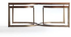 Lincoln Coffee and Nesting Tables