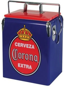Vintage Ice Chest Cooler