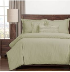 Classic Cotton Sea Spray 6 Piece Queen Luxury Duvet Set Bedding