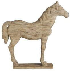 Defiance Polyresin Horse Accent, Standing