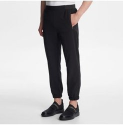 Jogger Pant With Zippers