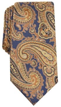 Paisley Silk Tie, Created for Macy's