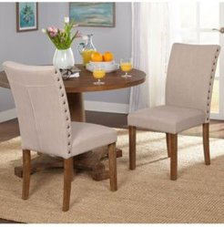 The Mezzanine Shoppe Atwood Dining Chair Set of 2