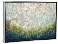 """Liquid Forrest by Blakely Bering Gallery-Wrapped Canvas Print - 26"""" x 40"""" x 0.75"""""""