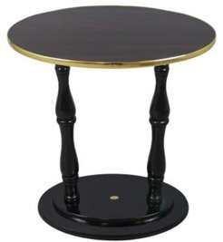 Oval Accent Side End Table