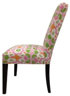 Daisy Upholstered Chair Set, Set of 2
