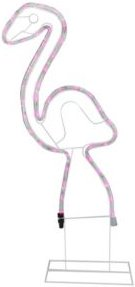 Flamingo Led Rope Light Silhouette Summer Outdoor Decoration