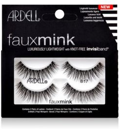 Faux Mink Lashes 817 2-Pack