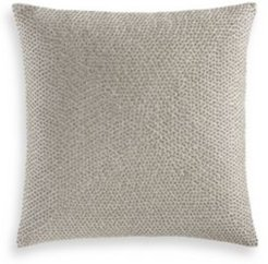 "Terra 18"" x 18"" Decorative Pillow, Created for Macy's Bedding"