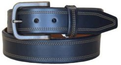 Crusader Oil Tanned Harness Leather Casual Work Jean Belt
