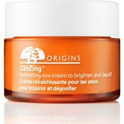 Receive a Free Full Size GinZing Eye Cream with $65 Origins Purchase (A $30 Value!)