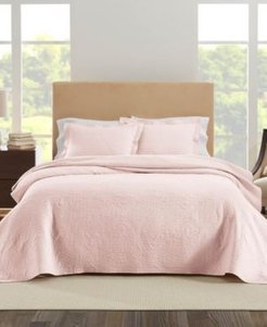 Raphaela European Matalasse Coverlet Set King Bedding