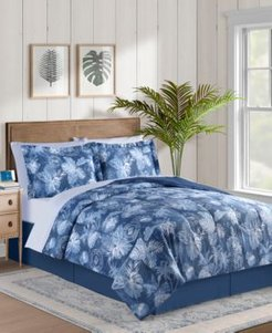 Closeout! Puerto Rico 8-Pc. Queen Comforter Set Bedding