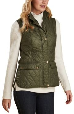 Otterburn Quilted Vest