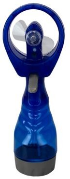 Hds Trading Corp Handheld Battery Operated Misting Fan