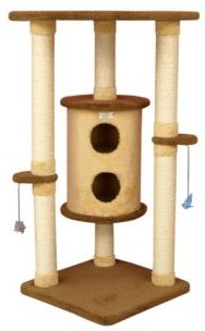 Multi-Level Cat Tower, Cat Scratching Furniture
