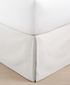 Last Act! Hotel Collection Classic Embossed Jacquard Queen Bedskirt Bedding