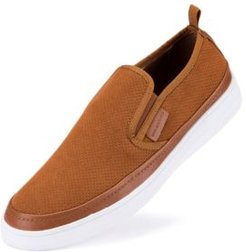 Urbane Suede Slip-ons Loafers Men's Shoes