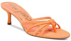 Jedda Mid-Heel Thong Sandals Women's Shoes