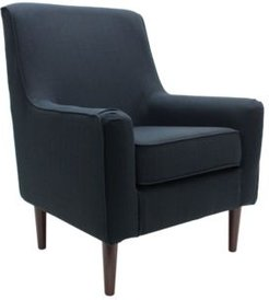 Laura Mid-Century Armed Lounge Chair