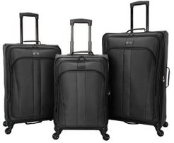 Discover 3-Piece Softside Luggage Set